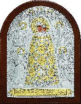 Образ Богородицы Прибавление Ума 3 - ЮЗЛ - 31 12*16