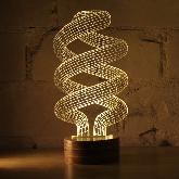 Bulding Lamp #Спираль