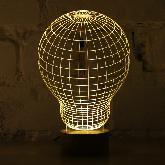 Bulding Lamp #Шар