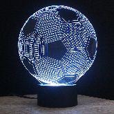 Bulbing Lamp #Футбольный мяч