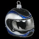 Ёлочная игрушка из Польши Шлем