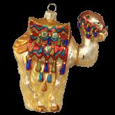 Ёлочная игрушка из Польши Верблюд