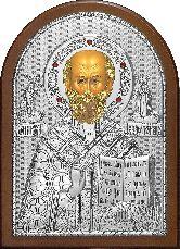 Николай Чудотворец 5 - ЮЛ - 09 - Гранат 14,5*20