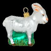 Ёлочная игрушка из Польши Коза