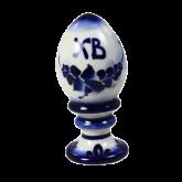 Пасхальное яйцо Гжель