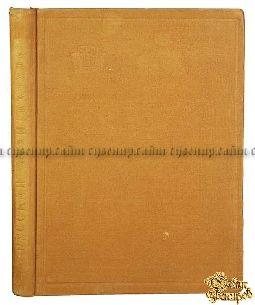Антикварная книга Русская архитектура