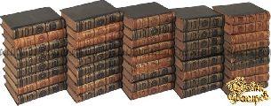 Редкая книга Энциклопедический словарь Брокгауза и Ефрона. В 43 томах