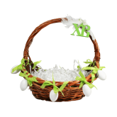 Корзина пасхальная Ранняя весна