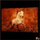 Свободный конь, картина, Модерн животный мир №69