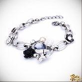 Браслет с кристаллами Сваровски  IB0131