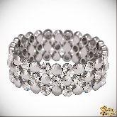 Браслет с кристаллами Сваровски  IB0185