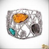 Браслет с кристаллами Сваровски  IB0200R