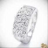 Кольцо с кристаллами Сваровски IR0148, размер 17,5