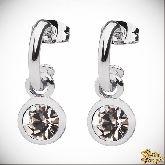 Серьги с кристаллами Сваровски IS0205r