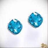 Серьги с кристаллами Сваровски IS0216b