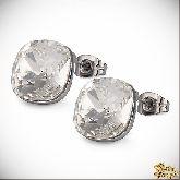 Серьги с кристаллами Сваровски IS0216r