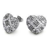 Серьги с кристаллами Сваровски IS0372