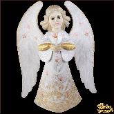 """Резная статуэтка из дерева """"Ангел"""""""