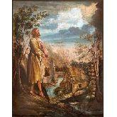 Стоимость иконы Алексий человек Божий АЧ-02-1 18х14