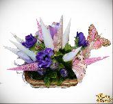 Букет цветов Анемон