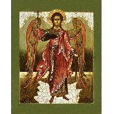 Купить икону Ангел-Хранитель арт АХ-02 12х9,5