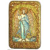 Ангел Хранитель, Настольная икона, 10 Х15