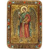 Архангел Гавриил, Живописная икона, 21 Х29