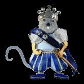 Дизайнерская игрушка Крысиный король