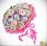 Букет цветов Баскин Робинс