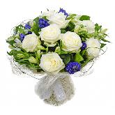 """Букет цветов """"Белая ваниль"""""""