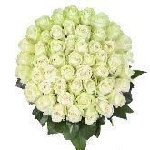 """Букет цветов """"Белый лебедь"""""""