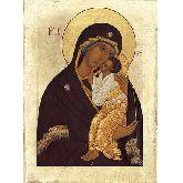 Купить икону Богородица Ярославская арт БЯ-23 12х9