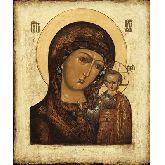 Купить икону Богородица Казанская арт БК-21 12х10