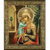Купить икону Богородица Взыскание погибших арт БВП-01 18х15