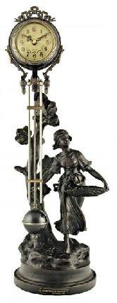Часы скульптурные BR-3110 VOSTOK