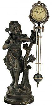 Часы скульптурные BR-3166 VOSTOK