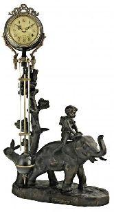Часы скульптурные BR-550119 VOSTOK