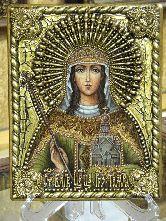 Икона, Царица Грузии Тамара