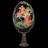 Пасхальное яйцо деревянное Признание