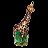 Ёлочная игрушка из Польши Жираф