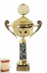 Кубок подарочный Военный Настоящий мужчина! 41см