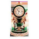 """Часы """"Цветок времени"""""""