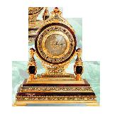 """Часы Каминные """"Яшма"""""""