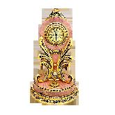 """Часы """"Розовая фантазия"""""""