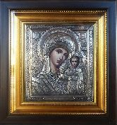 Икона Казанская Божья Мать