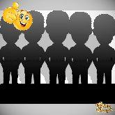 Статуэтка мега-эксклюзивная, кукла шарж по фото — 5 человек