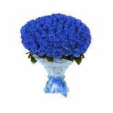 """Букет цветов """"Цвет Индиго"""""""