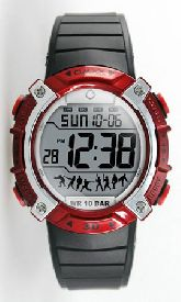 Часы наручные DP02B-U OMAX