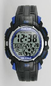 Часы наручные DP03E-T OMAX
