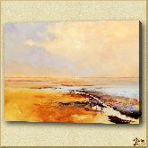 Разливы, картина, Модерн пейзаж №18